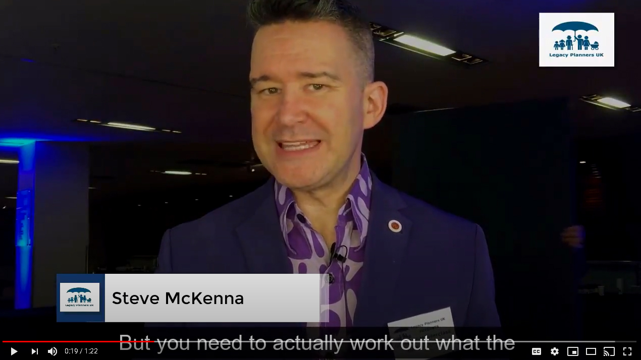 Masterclass Sessions 3 Steve Mckenna Interview video