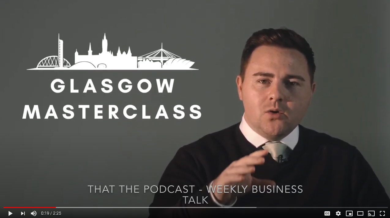Masterclass Sessions 8 Benefits Of Being A Sponsor by Scott Ewart video